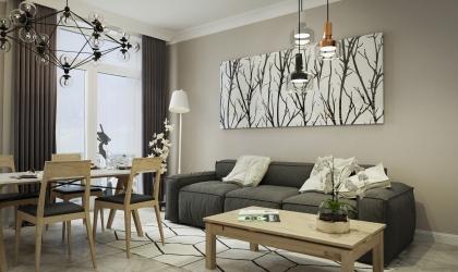 A Gellérthegy residence VR 360-as panoráma 02