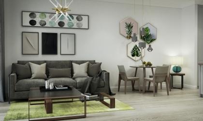 A Gellérthegy residence VR 360-as panoráma 05