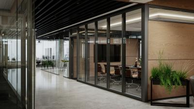 3DVisionDesign SIMO Terelvalaszto es uvegfalrendszerek iroda termek vizualizacio