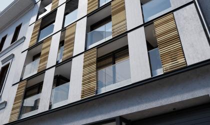 3D Építészeti látványtervezés – Homlokzati látványterv készítés