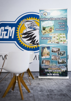 Termékprezentációs 3d látványtervek www.Reklámeszköz.hu Roll-up banner,sajtófal, grafikai tervezés