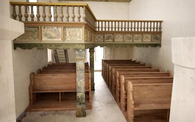 Műemlék Templom Rekonstrukció látványterv