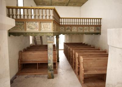 1000 éves Sóly Templom rekonstrukció 3d látványtervei