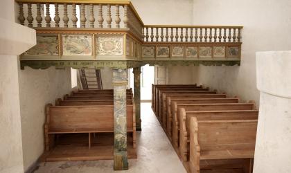 1000 éves Sóly Templom rekonstrukció látványtervei