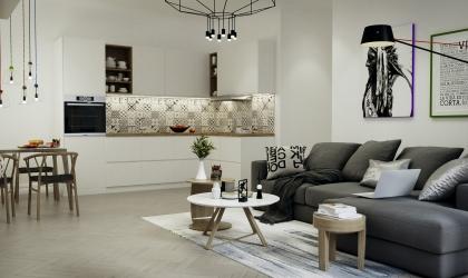 A Gellérthegy residence VR 360-as panoráma 06