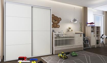 Egyedi, minőségi gyerekbútor 3d látványtervek