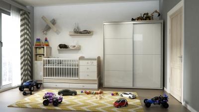Tod gyerekbútor magic 3d látványterv készítés belsőépítlszeti tervezés